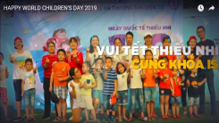 HAPPY WORLD CHILDREN'S DAY 2019